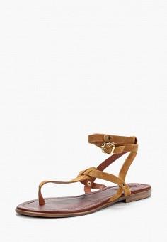 Сандалии, Shoiberg, цвет: коричневый. Артикул: MP002XW18WEL. Обувь / Сандалии