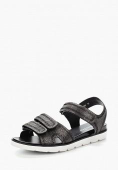 Сандалии, Chezoliny, цвет: черный. Артикул: MP002XW18XEJ. Обувь / Сандалии