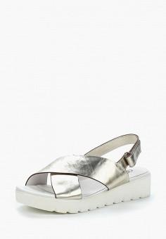 Сандалии, Berkonty, цвет: золотой. Артикул: MP002XW18XEO. Обувь / Сандалии