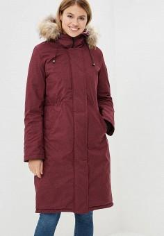 Парка, Dasti, цвет: бордовый. Артикул: MP002XW18ZQV. Одежда / Верхняя одежда / Зимние куртки