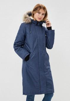 Парка, Dasti, цвет: синий. Артикул: MP002XW18ZQY. Одежда / Верхняя одежда / Зимние куртки