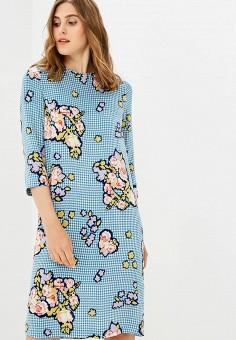 Платье, Lorani, цвет: голубой. Артикул: MP002XW191PV. Одежда