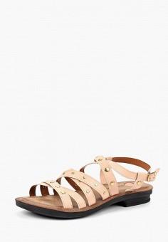 Сандалии, Kynuria, цвет: розовый. Артикул: MP002XW1921U. Обувь / Сандалии