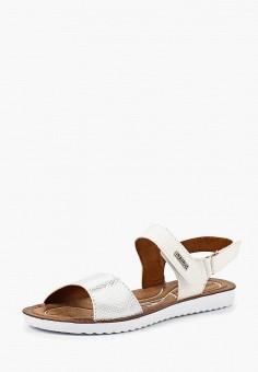 Сандалии, Kynuria, цвет: белый. Артикул: MP002XW1921X. Обувь