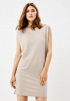 Платье, Top Secret, цвет: серый. Артикул: MP002XW192MX. Одежда