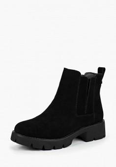 Ботинки, Alessio Nesca, цвет: черный. Артикул: MP002XW193D7. Обувь