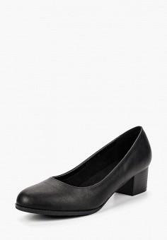 Туфли, Marco Bocchino, цвет: черный. Артикул: MP002XW193WM. Обувь / Туфли / Закрытые туфли