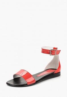 Сандалии, Dino Ricci, цвет: красный. Артикул: MP002XW1945A. Обувь / Сандалии