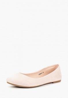 Балетки, T.Taccardi, цвет: розовый. Артикул: MP002XW194XO. Обувь