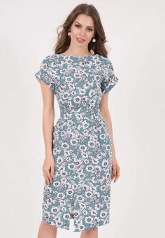 Платье, Olivegrey, цвет: бирюзовый. Артикул: MP002XW195LG. Одежда