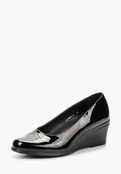 Туфли, T.Taccardi, цвет: черный. Артикул: MP002XW196X3. Обувь / Туфли / Закрытые туфли