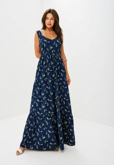 Сарафан, Helmidge, цвет: синий. Артикул: MP002XW197JU. Одежда