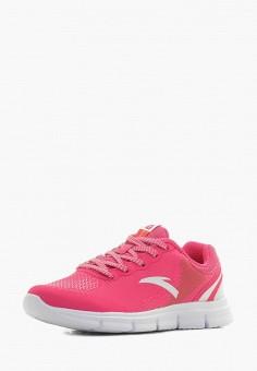 Кроссовки, Anta, цвет: розовый. Артикул: MP002XW197R1. Обувь / Кроссовки и кеды / Кроссовки