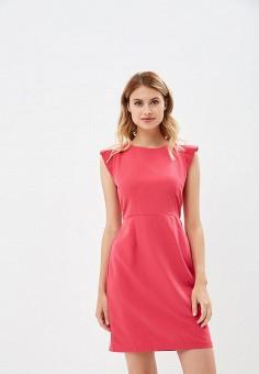 Платье, Incity, цвет: розовый. Артикул: MP002XW197VV. Одежда