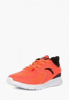Кроссовки, Anta, цвет: оранжевый. Артикул: MP002XW197WX. Обувь / Кроссовки и кеды / Кроссовки
