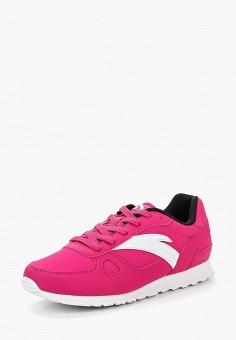 Кроссовки, Anta, цвет: розовый. Артикул: MP002XW198EY. Обувь / Кроссовки и кеды / Кроссовки