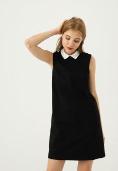 Платье, LIME, цвет: черный. Артикул: MP002XW1993K. Одежда / Платья и сарафаны