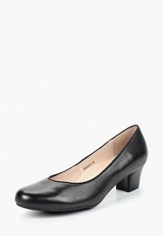 Туфли, Alessio Nesca, цвет: черный. Артикул: MP002XW199IO. Обувь / Туфли / Закрытые туфли
