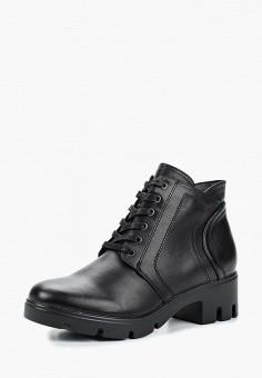 Ботильоны, T.Taccardi, цвет: черный. Артикул: MP002XW19CCD. Обувь