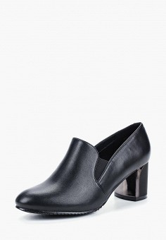 Туфли, T.Taccardi, цвет: черный. Артикул: MP002XW19CZT. Обувь / Туфли / Закрытые туфли