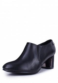 Туфли, T.Taccardi, цвет: черный. Артикул: MP002XW19CZU. Обувь / Туфли / Закрытые туфли
