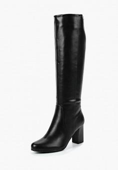 Сапоги, T.Taccardi, цвет: черный. Артикул: MP002XW19D3V. Обувь