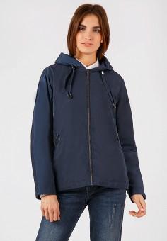Куртка утепленная, Finn Flare, цвет: синий. Артикул: MP002XW19ENW. Одежда / Верхняя одежда / Демисезонные куртки