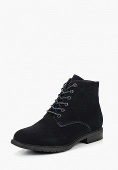 Ботинки, Alessio Nesca, цвет: синий. Артикул: MP002XW19FE4. Обувь