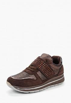 Кроссовки, Saivvila, цвет: коричневый. Артикул: MP002XW19G1K. Обувь / Кроссовки и кеды / Кроссовки