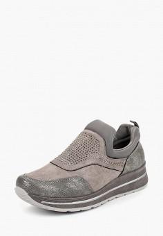 Кроссовки, Saivvila, цвет: серый. Артикул: MP002XW19G1N. Обувь / Кроссовки и кеды / Кроссовки