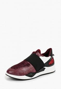 Кроссовки, Saivvila, цвет: бордовый. Артикул: MP002XW19G1S. Обувь / Кроссовки и кеды / Кроссовки