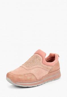 Кроссовки, Saivvila, цвет: розовый. Артикул: MP002XW19G1T. Обувь / Кроссовки и кеды / Кроссовки