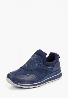 Кроссовки, Saivvila, цвет: синий. Артикул: MP002XW19G1X. Обувь / Кроссовки и кеды / Кроссовки