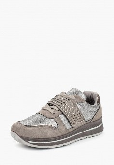 Кроссовки, Saivvila, цвет: серый. Артикул: MP002XW19G1Y. Обувь / Кроссовки и кеды / Кроссовки