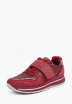 Кроссовки, Saivvila, цвет: бордовый. Артикул: MP002XW19G23. Обувь / Кроссовки и кеды / Кроссовки