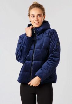 Куртка утепленная, Finn Flare, цвет: синий. Артикул: MP002XW19G4R. Одежда / Верхняя одежда / Демисезонные куртки