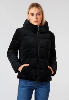 Куртка утепленная, Finn Flare, цвет: черный. Артикул: MP002XW19G4S. Одежда / Верхняя одежда / Демисезонные куртки