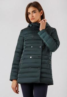 Куртка утепленная, Finn Flare, цвет: зеленый. Артикул: MP002XW19G6R. Одежда / Верхняя одежда / Демисезонные куртки