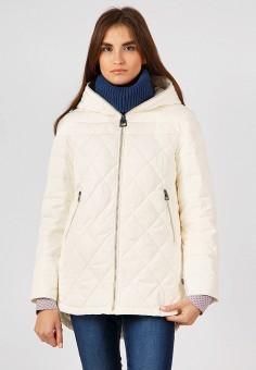 Куртка утепленная, Finn Flare, цвет: белый. Артикул: MP002XW19G6V. Одежда / Верхняя одежда / Демисезонные куртки