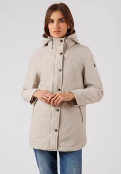 Куртка утепленная, Finn Flare, цвет: серый. Артикул: MP002XW19G70. Одежда / Верхняя одежда / Демисезонные куртки