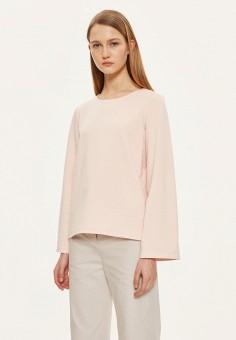 Свитшот, Base Forms, цвет: розовый. Артикул: MP002XW1AEUB. Одежда / Толстовки и свитшоты