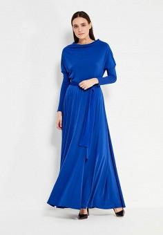 Платье, Alina Assi, цвет: синий. Артикул: MP002XW1AJGN. Одежда / Платья и сарафаны