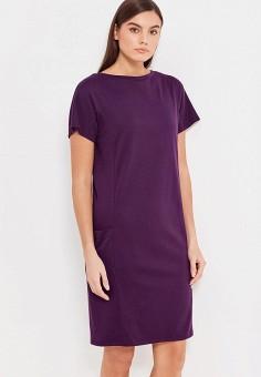 Платье, Alina Assi, цвет: фиолетовый. Артикул: MP002XW1AJGP. Одежда / Платья и сарафаны