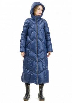 Пуховик, Doctor E, цвет: синий. Артикул: MP002XW1AL2F. Одежда / Верхняя одежда / Зимние куртки