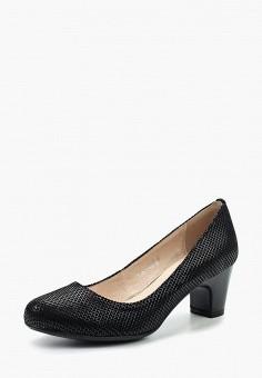 Туфли, Provocante, цвет: черный. Артикул: MP002XW1AM12. Обувь / Туфли / Закрытые туфли