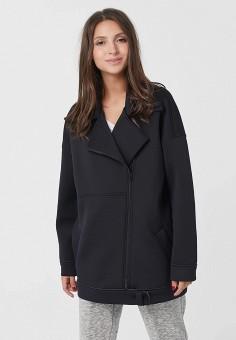 Куртка, Fly, цвет: черный. Артикул: MP002XW1ANHB. Одежда / Верхняя одежда / Легкие куртки и ветровки