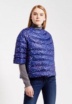 Куртка утепленная, IST'OK, цвет: синий. Артикул: MP002XW1AOM2. Одежда / Верхняя одежда
