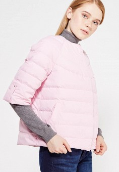 Куртка утепленная, IST'OK, цвет: розовый. Артикул: MP002XW1AOM5. Одежда / Верхняя одежда