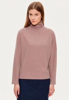 Водолазка, Base Forms, цвет: розовый. Артикул: MP002XW1B3DV. Одежда / Толстовки и свитшоты