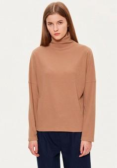 Водолазка, Base Forms, цвет: коричневый. Артикул: MP002XW1B3DX. Одежда / Толстовки и свитшоты